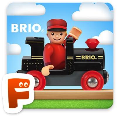 BRIO World: Ferrocarril