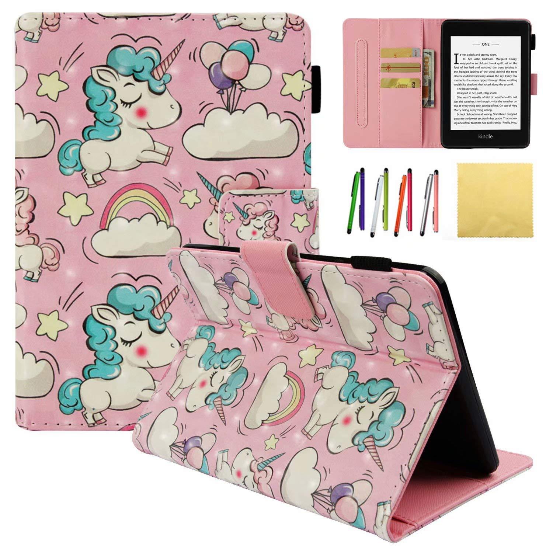 多様な Coopts ケース Pink Kindle Paperwhite (第10世代 ケース 2018年発売) 対応 スタンディング エンボス加工 B07LBHLPYG パンダ スリムシェルケースカバー 自動ウェイク/スリープ機能付き Amazon Kindle Paperwhite 2018年電子書籍リーダー用 ブルー Coopts -0730 01# Pink Pony B07LBHLPYG, ひろしまグルメショップ:596e7478 --- a0267596.xsph.ru