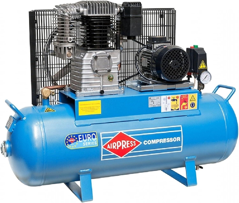 Kompressor 3 Ps 100 Liter 15 Bar Typ K100 450 36512 N Baumarkt