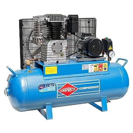 Compresor 3 CV)/100 litros/15 Bar Tipo K100 – 450 36512 N