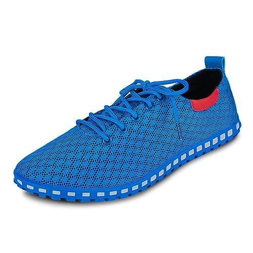 Hommes Maille Fabirc Chaussures De Randonnée En Plein Air Wearble GZYGh7