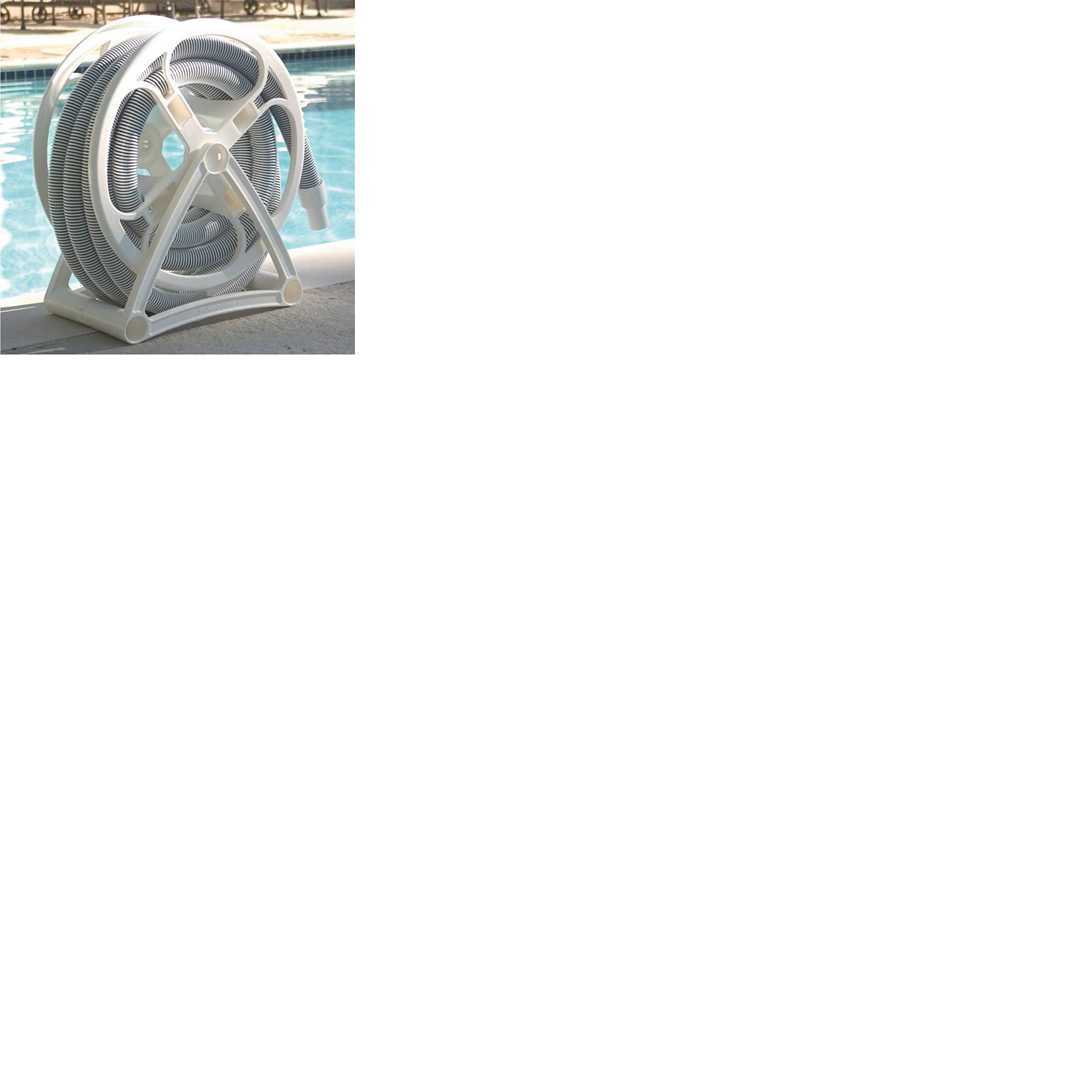 Feherguard Swimming Pool Vacuum Hose Storage Reel by Fehreguard