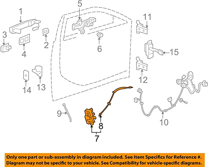 Amazon.com: General Motors 22922943, Door Lock Actuator Motor: AutomotiveAmazon.com