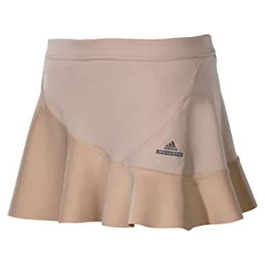 Amazon.com: adidas Women's By Stella Mccartney Barricade Tennis Skort Large  Ginger: Sports & Outdoors
