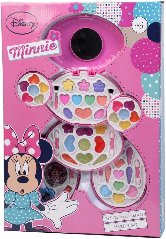 Set DE Maquillaje Grande Minnie Mouse: Amazon.es: Juguetes y juegos