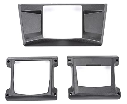 Rockford Fosgate RFYXZ-PMXDK Dash Installation Kit for PMX-0 and PMX-2  Source Units in Select Yamaha YXZ Models