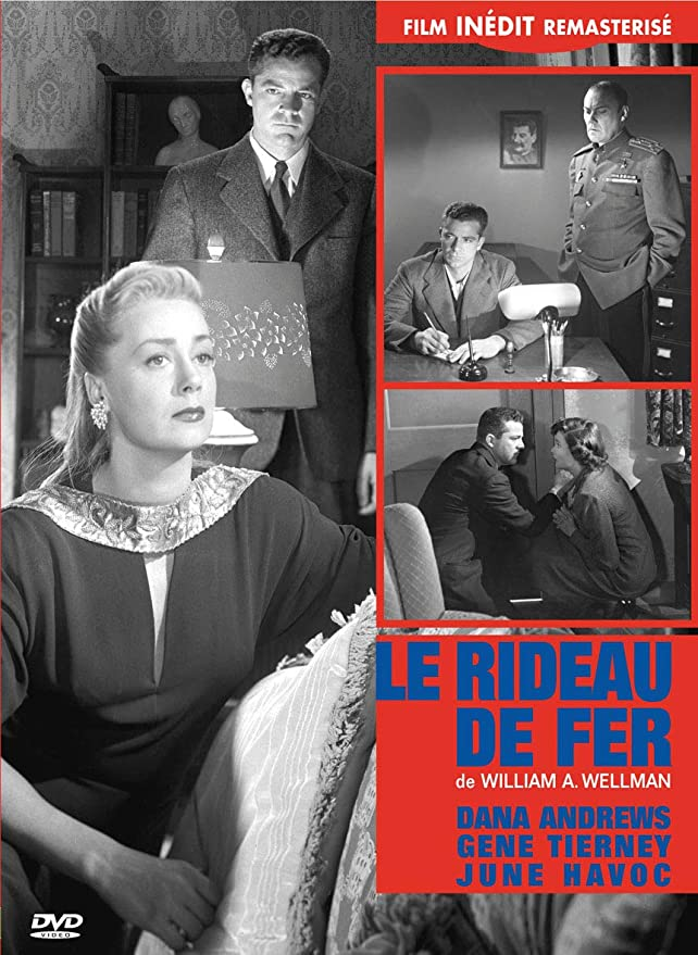 Le rideau de fer (version restaurée)