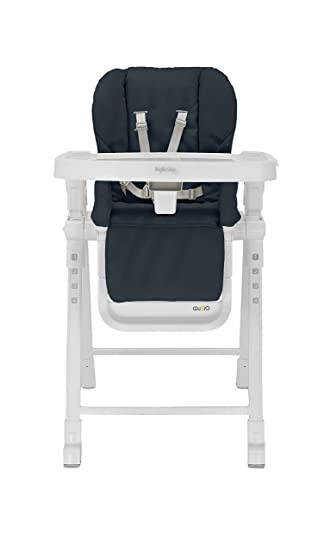 Fabulous Inglesina Gusto Highchair Fast And Easy Adjustable Baby High Chair For The Modern Family Removable Tray Included Graphite Ibusinesslaw Wood Chair Design Ideas Ibusinesslaworg