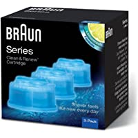 Braun Clean and Renew 3 Pack-package may vary