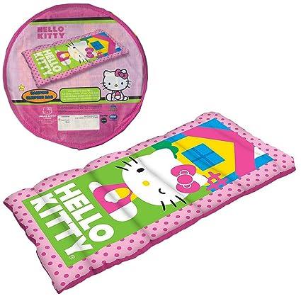 2e9e72a894 Hello Kitty Pink Children s Sleeping Slumber Sleepover Bag in storage bag