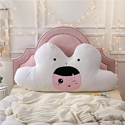 VERCART cojín nube appuie cabecero de cama sofá decorativo ...