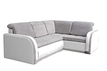 Mb Moebel Ecksofa Sofa Eckcouch Couch Mit Schlaffunktion Und