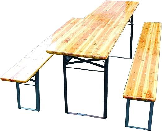 meubles Bakaji bancs de Set de brasserietable2 0vNm8nw