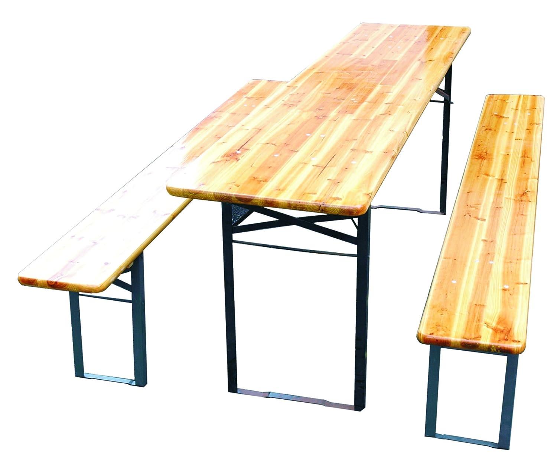 SET BIRRERIA  tavolo e due panche