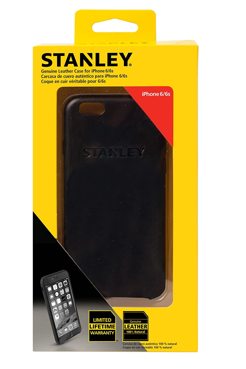 Amazon.com: STANLEY Genuine Leather Protective Case for ...