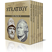 Strategy Six Pack 9 –  The Revenant Hugh Glass, Andersonville, The Goths, Alexander Hamilton, Pericles and A Short History of England (Illustrated)
