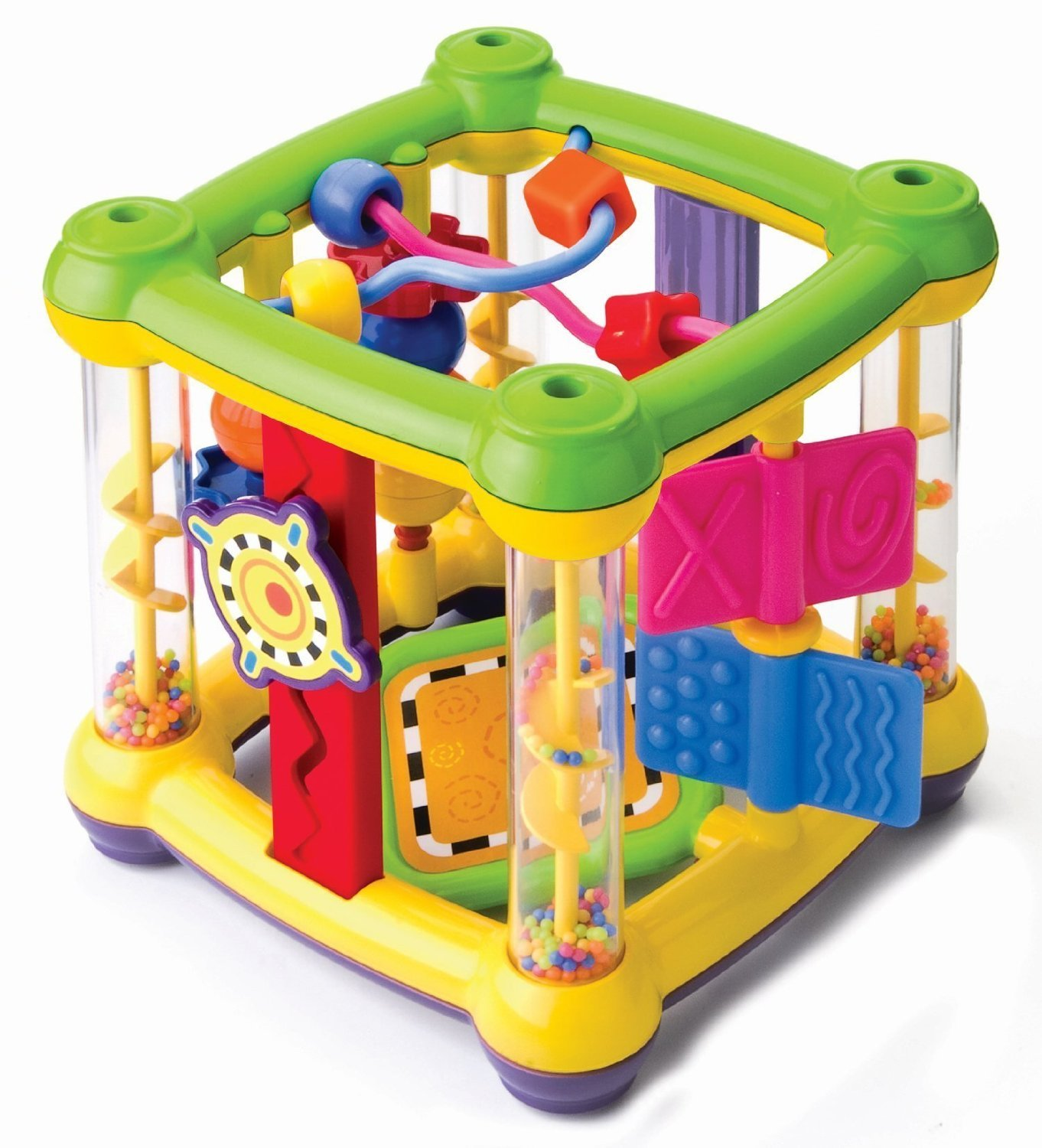 Buy B Kids AT Busy Baby Activity Centre Cube Educational Activity