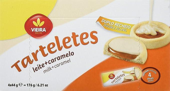 Vieira Galletas - Paquete de 12 x 176 gr - Total: 2112 gr