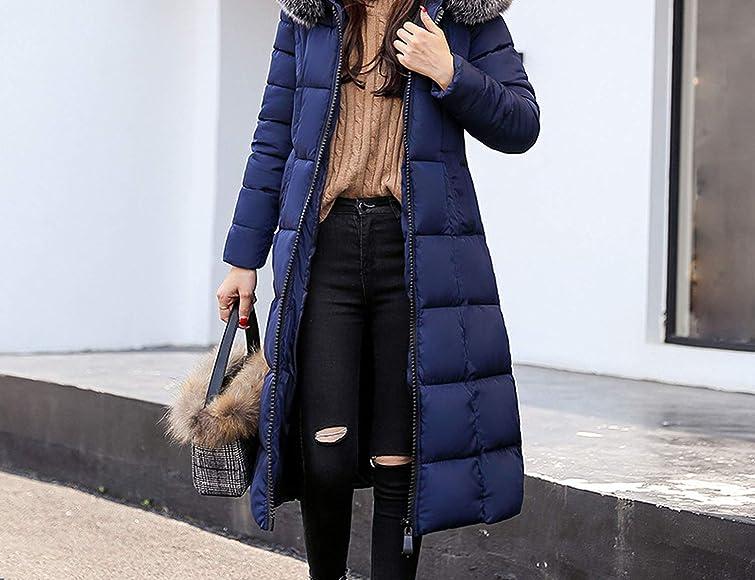 Amazon.com: Chaqueta de invierno con capucha, cálida ...