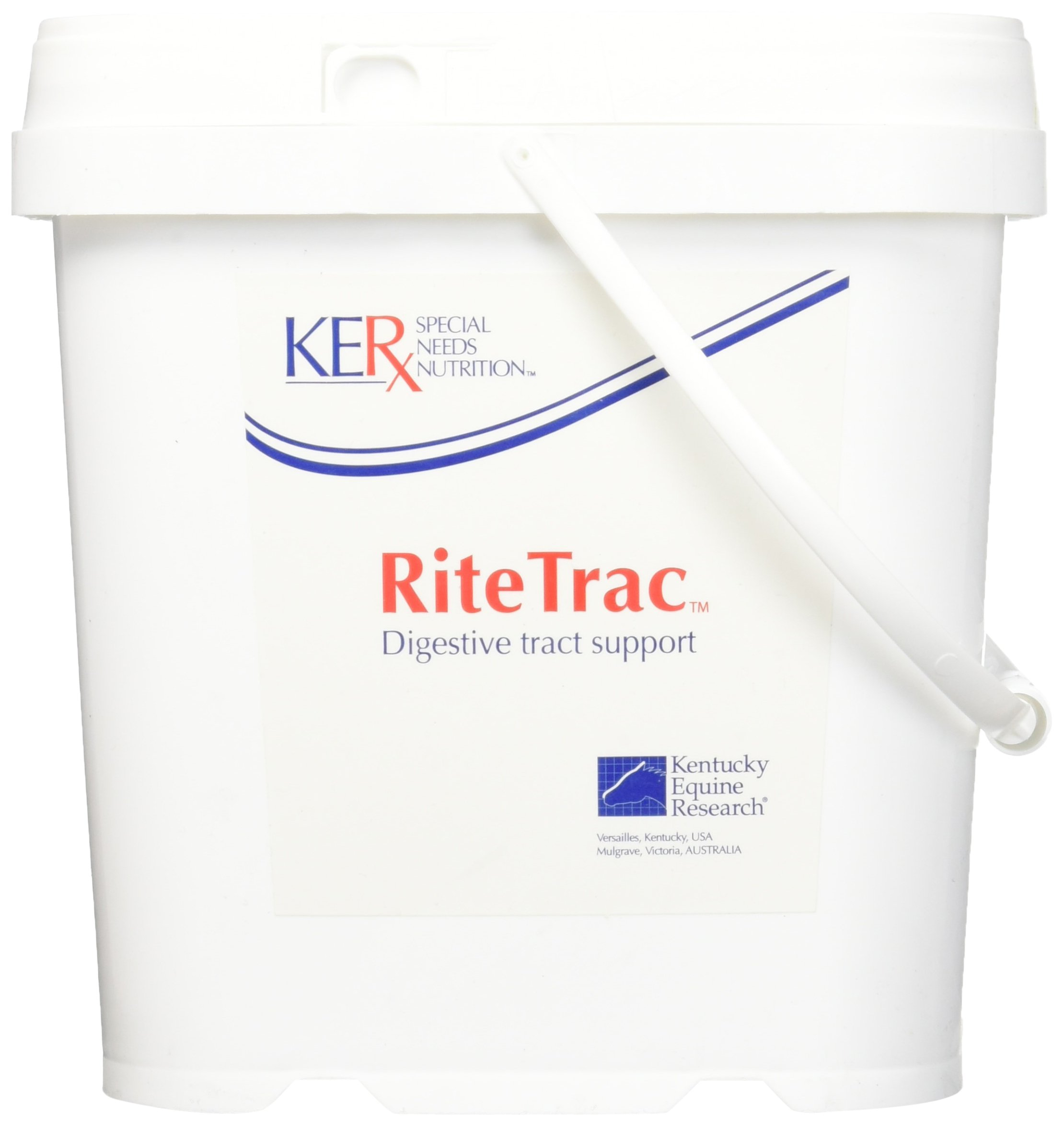 KENTUCKY EQUINE RESEARCH Rite Trac Horse Feed Supplements, 3 KG