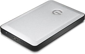G-Technology 0G02428 1TB USB 3.0 Portable Hard Drive