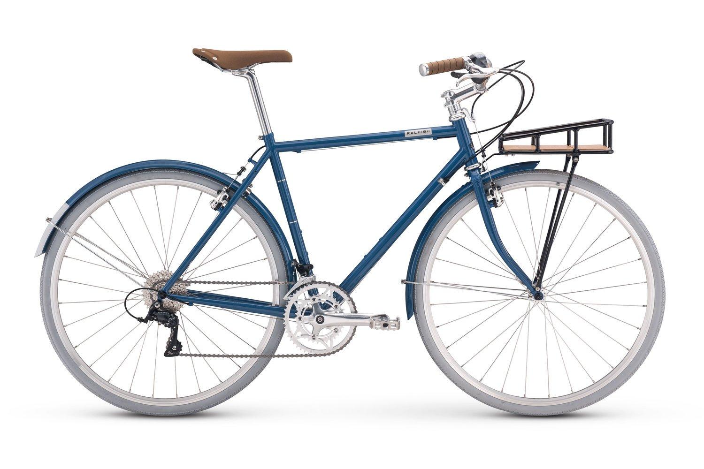 Amazon.com : Raleigh Bikes Port Townsend City Utility Bike : Sports ...