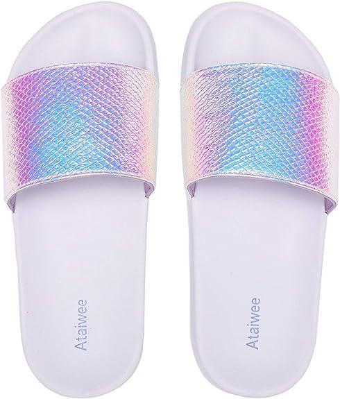 Teletubbies Flip Flops Shoes Boys Girls Sliders Holiday Beach Children Kids Gift