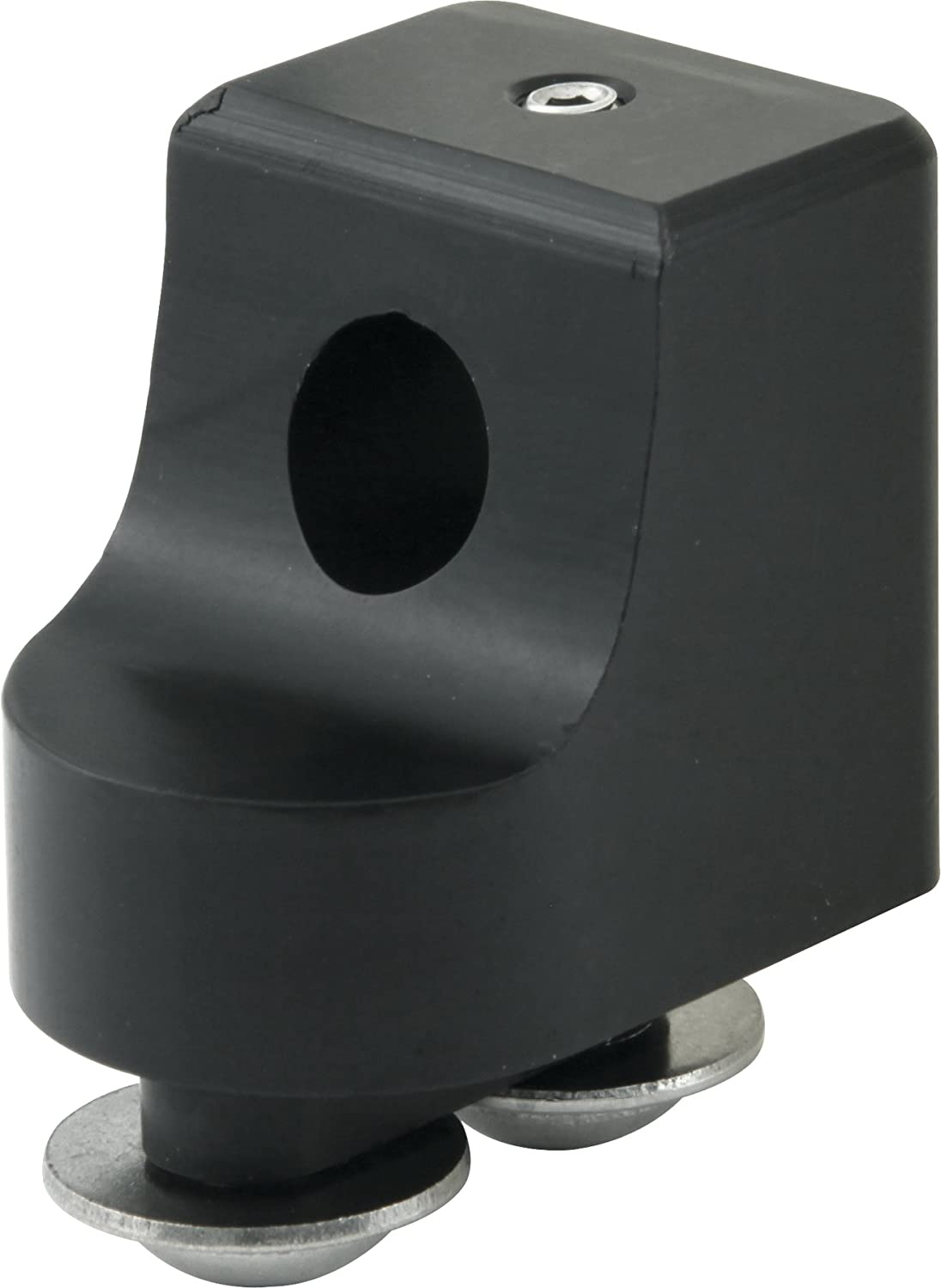 Allstar ALL54269 Black Anodized Throttle Bracket Replacement End for Morse Style Throttle Cable Allstar Performance