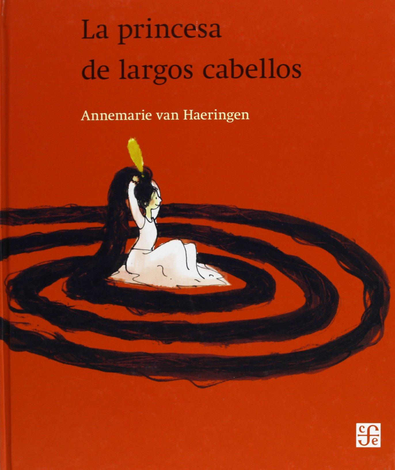 La princesa de largos cabellos: Amazon.es: Van Haeringen ...