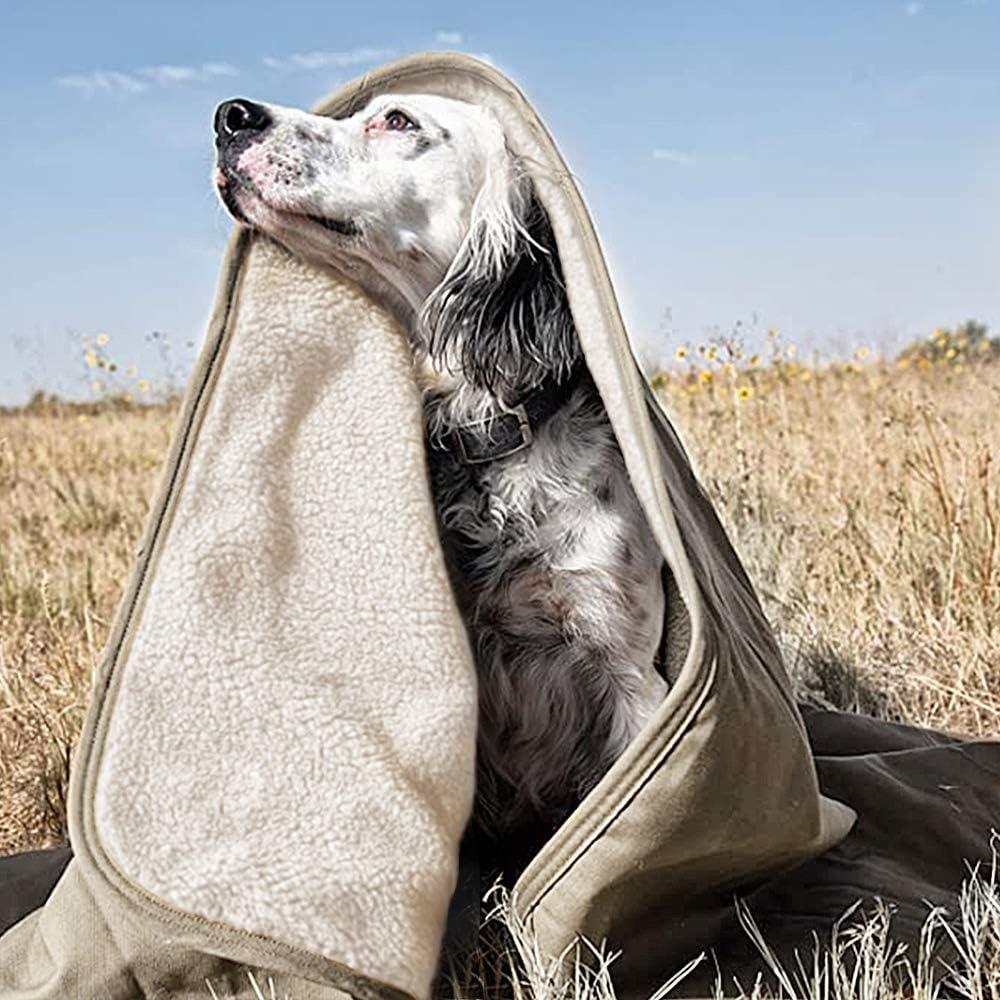 Manta para perro y gato de lana polar gris muy suave y bonita, especialmente diseñada para los cachorros de los gatos, manta Sherpa de forro polar suave y cálida para perros y gatos.