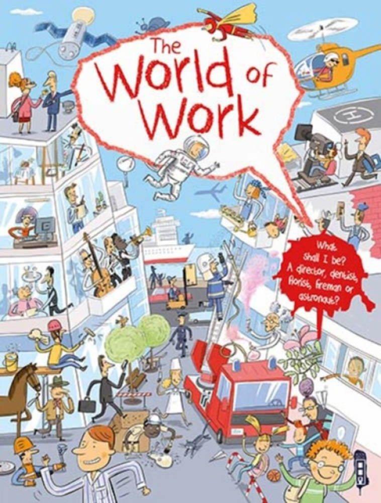 The World Of Work ebook