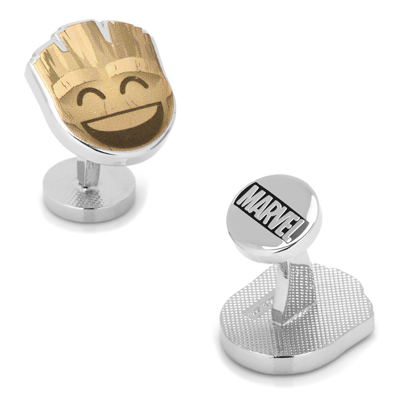 Groot Emoji Cufflinks