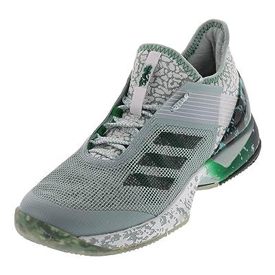 Adidas Adizero Ubersonic 3W Jade Womens Tennis Shoe