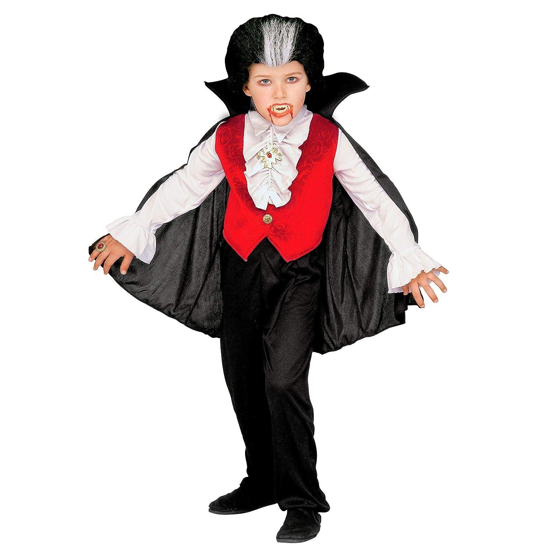 WIDMANN 33487 ? Disfraz de conte Drácula de talla 8/10 años ...
