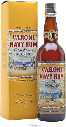 Ron Caroni 100 Aniversary Rhum 51,4% 70 cl Trinidad ...