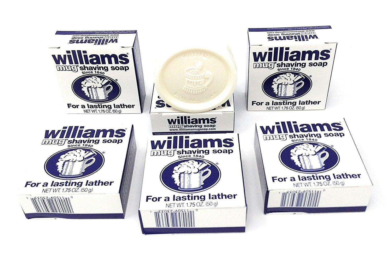 Williams Mug Shaving Soap - 1.75 oz by Williams
