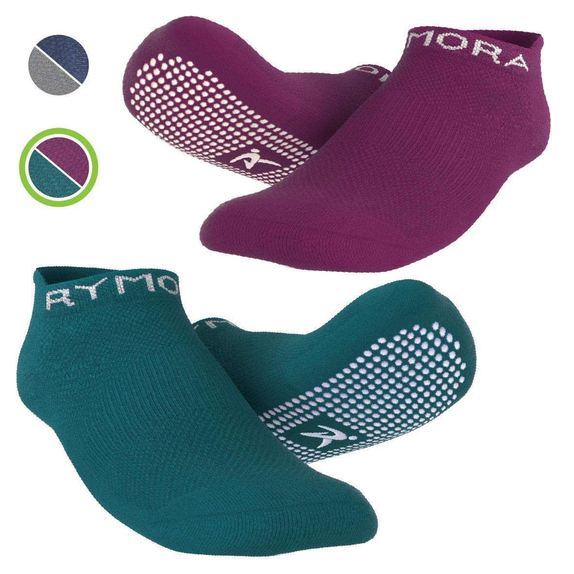 3c57a1e9132b5 Best Rated in Women's Yoga Socks & Helpful Customer Reviews - Amazon.com