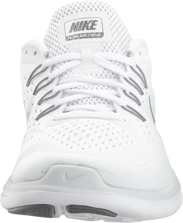 Nike Mens Free RN Sense Running Shoe, Zapatillas Deportivas para Interior para Hombre, (Blanco/Gris), 49.5 EU: Amazon.es: Zapatos y complementos