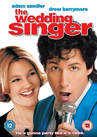 The Wedding Singer DVD 1998