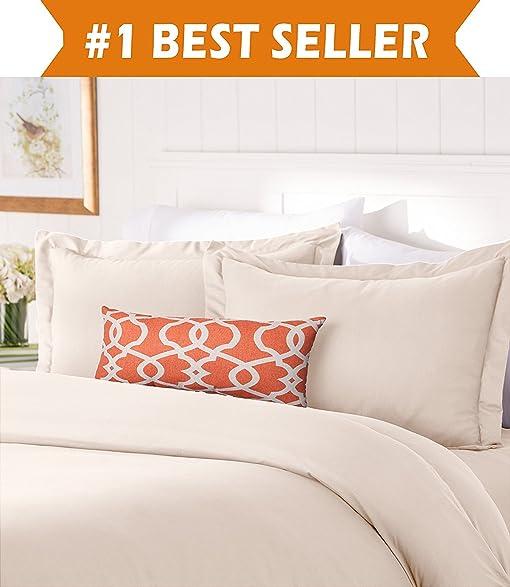 Elegant Comfort #1 Best Bedding Duvet Cover Set! 1500 Thread Count Egyptian  Quality Luxurious