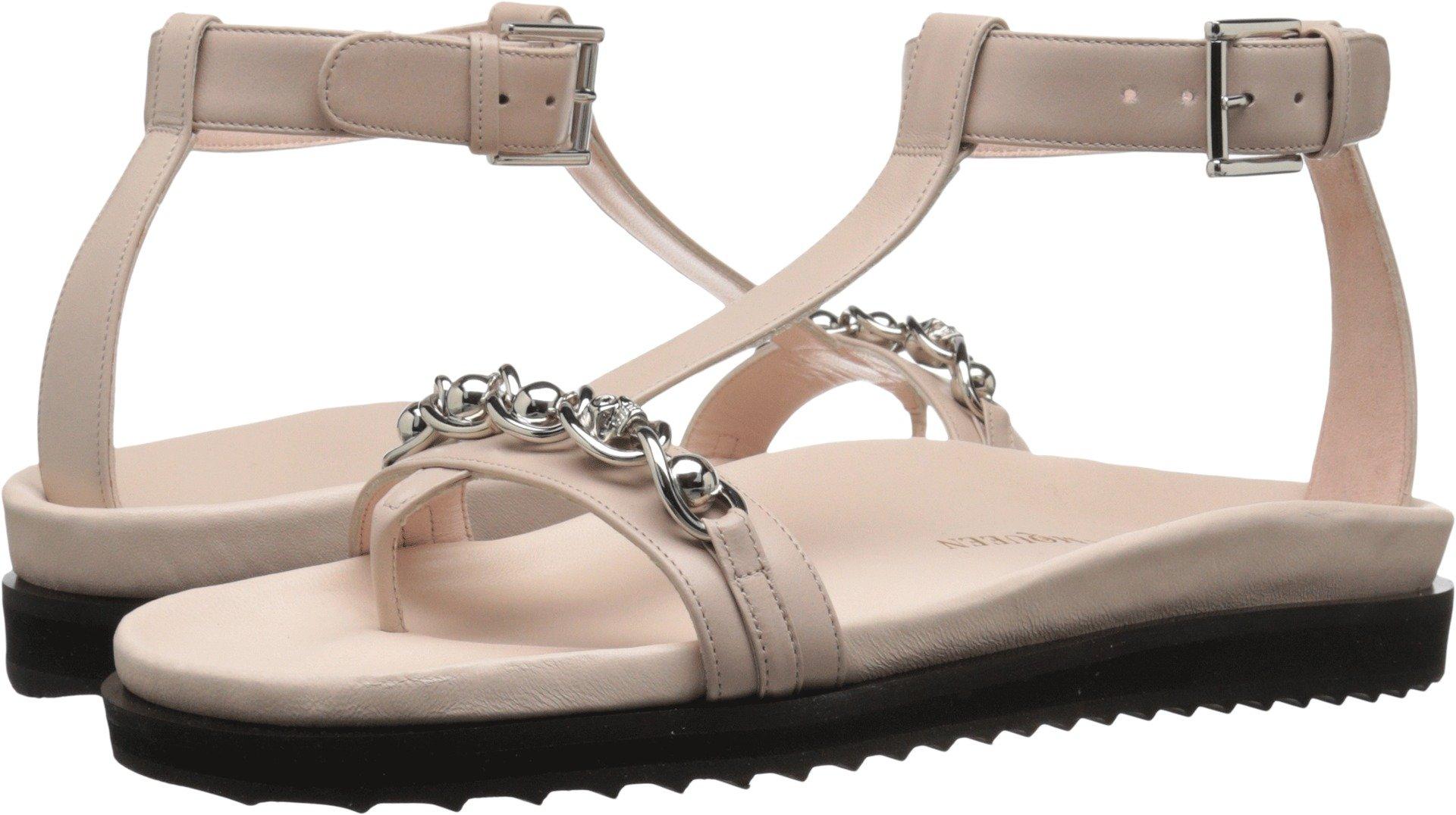 Alexander McQueen Women's Sandal Pelle S.gomma Cameo 161 37 B EU