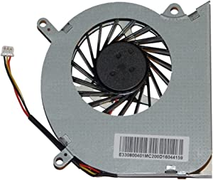 CPU cooling fan for MSI GE60 MS-16GA MS-16GC CPU-VGA E33-0800401-MC2