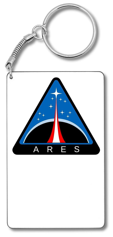 NASA Eres Original Logo Llavero Llavero: Amazon.es: Equipaje