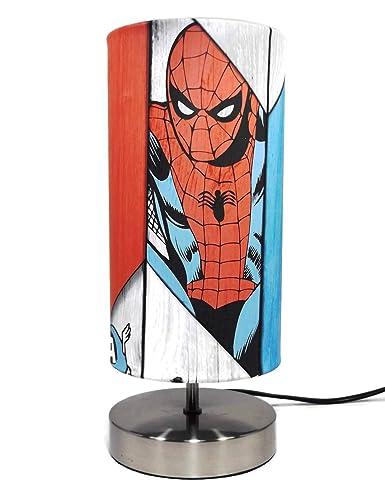 Marvel Lámpara de noche lámpara de techo para niños ...
