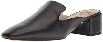 5fef2658d45 Sam Edelman Women s Adair Mule Black Leather 5 ...