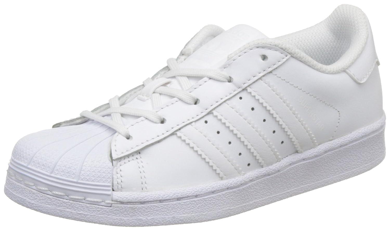 adidas Originals Superstar C77154, Scarpe da Ginnastica Unisex - Bambini: MainApps