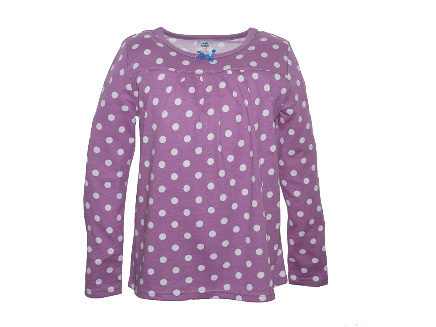 Mini Boden Dotty Pyjama Top 18-24mths