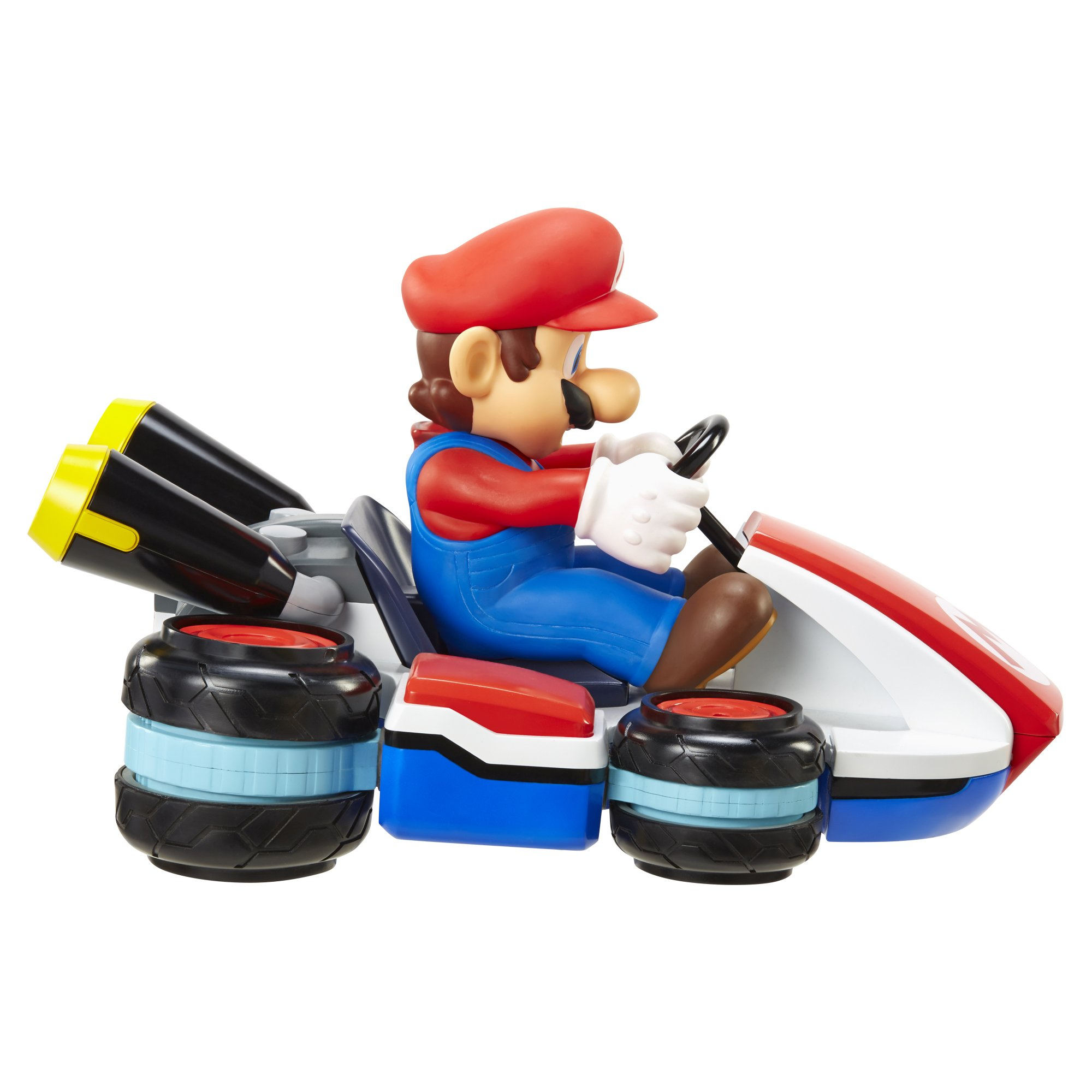 NINTENDO Super Mario Kart 8 Mario Anti-Gravity Mini RC Racer 2.4Ghz by Nintendo (Image #10)