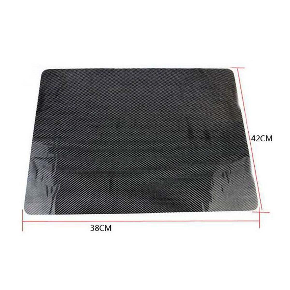 2pcs//lot 70x49cm Uv Sticker Car Sunshade Electrostatic Stickers ECYC/® Car Window Shade Stickers for Side and Rear Window