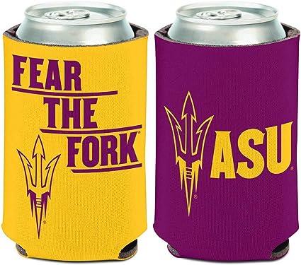 NCAA North Texas University Logo Color Can Kaddy Holder Cooler 2-Pack